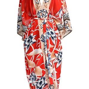 NWT: Flamingo Kimono Robe